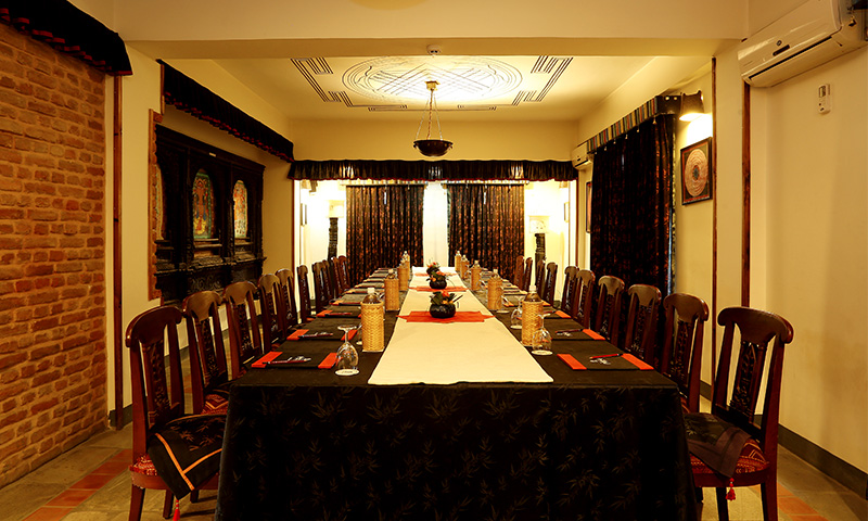 Hotel Heritage Bhaktapur Events & Meetings Hall