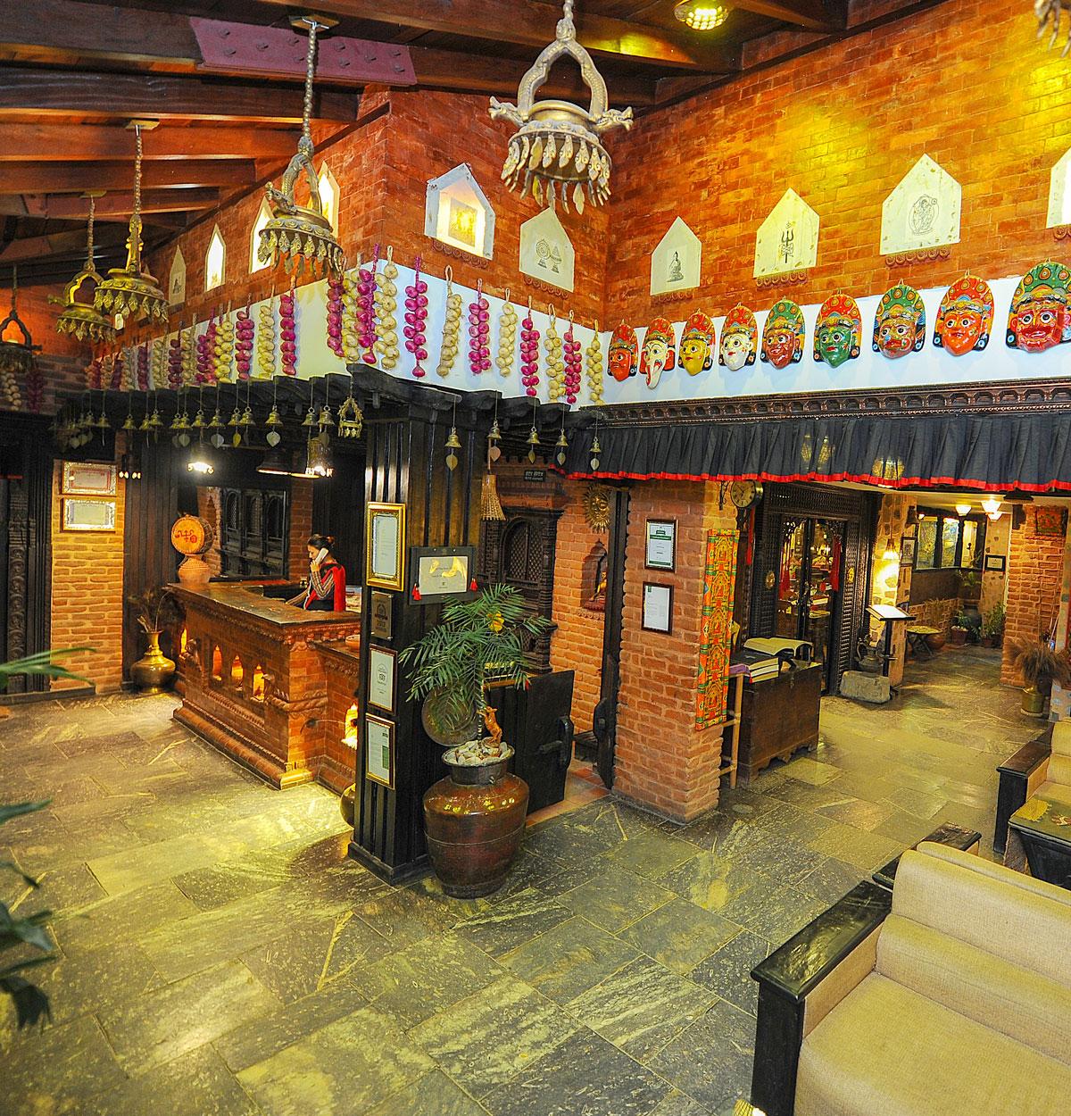 Newari-style Boutique Hotel | Hotel Heritage - Bhaktapur, Nepal